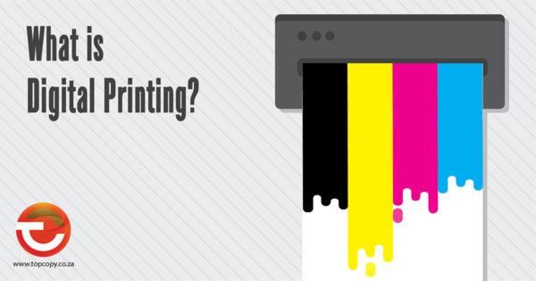 Defining digital printing
