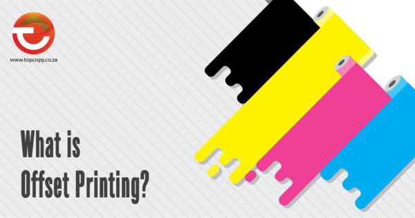 Defining offset printing