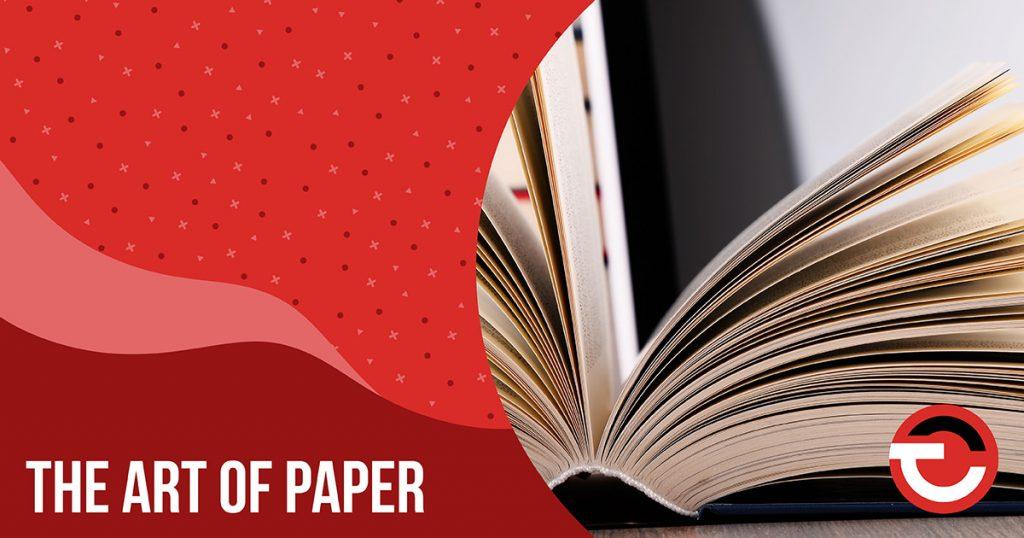 Art of paper blog header