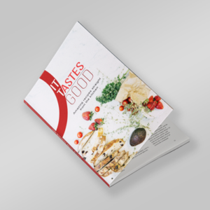 product image glue-bound boolets