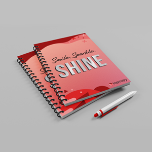 product image notebook